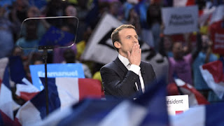 Who is Emmanuel Macroun President of the new France 2017 Full biography