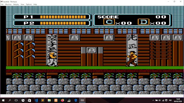 Cara Memainkan Game Nintendo(NES) di PC/Laptop