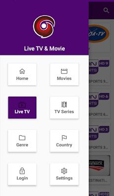 تحميل تطبيق Pro Stream لمشاهدة القنوات المشفرة والأفلام العالمية