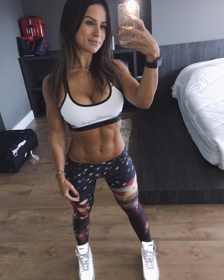 ALICE MATOS Fitness Models body