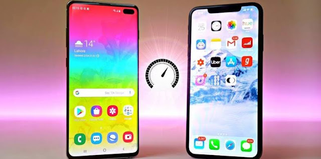 5 Potret Adu Spek Samsung Galaxy S10 Plus vs iPhone XS Max, Mana yang Lebih Worth It?