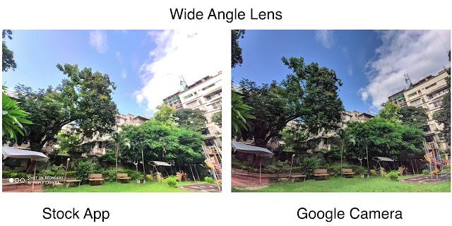 جوجل كاميرا على اوبو ريلمى 5