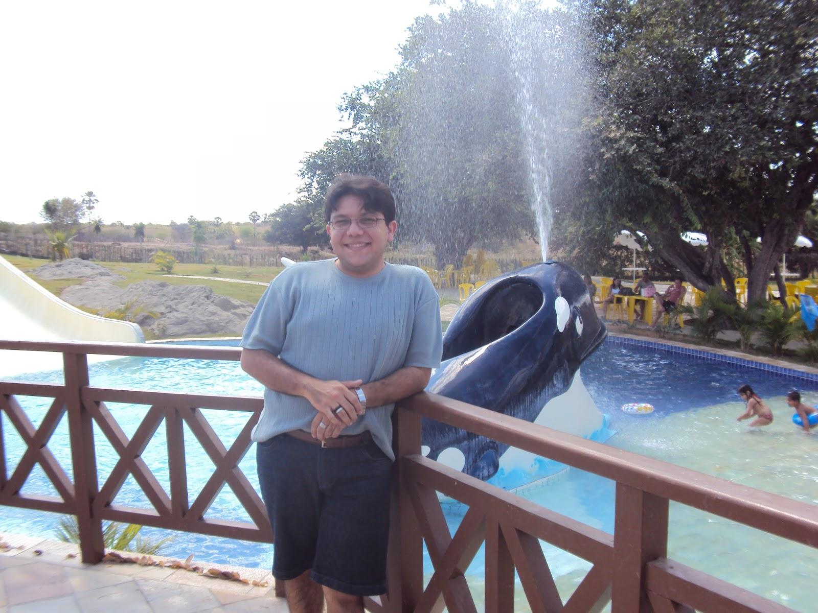 Fernando Júnior: Olho D'água Do Milho