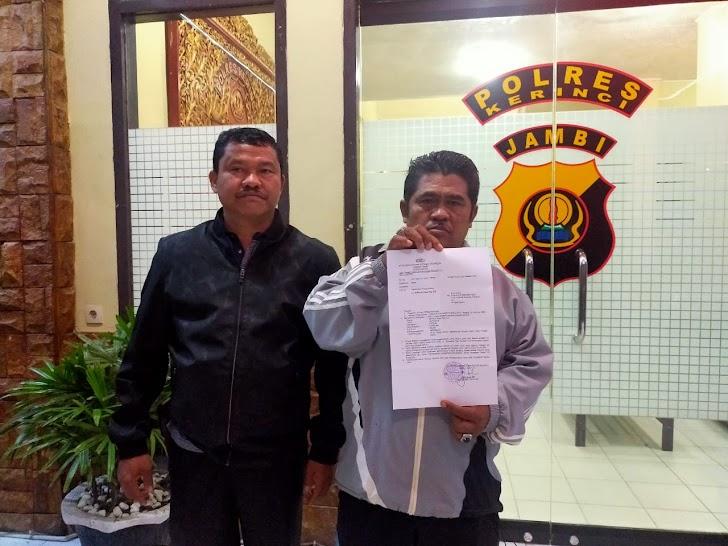 Oknum Pejabat Dishub Dilaporkan Ke Polisi Dugaan Kasus Pemukulan