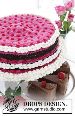 Gâteau au crochet