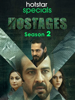 Hostages Season 2 (2020) Hindi 480p 720p HD All Episodes Download