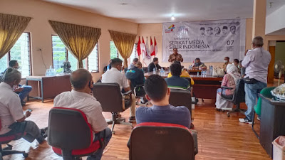 Peringatan HUT SMSI Keempat di Jakarta, Diisi Cerita Sukses Tokoh Pers Indonesia