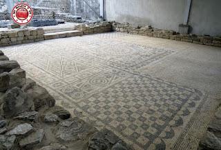 Risan, Montenegro - Mosaicos
