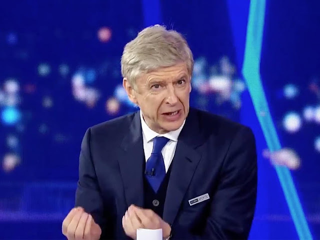 Arsene Wenger confirms new job