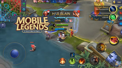 Game online android Mobile Legends Bang Bang