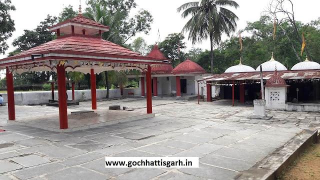 महाकालेश्वर शिव मंदिर कोपबेड़ा शिवानंद आश्रम कोंडागांव