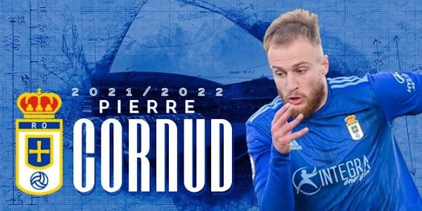 Oficial: El Oviedo ficha a Pierre Cornud