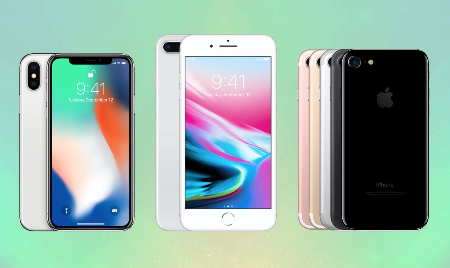 Come avviare modalità DFU su iPhone 7, iPhone 8 e iPhone X
