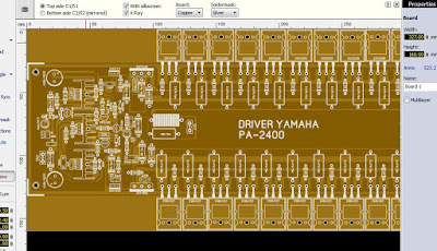 JASA TRACE PCB CUTTING SATUAN ATAU LEBIH DENGAN MESIN CNC
