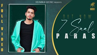 7 Saal Lyrics - Paras