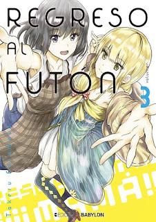 Reseña de Regreso al futón de Takeru Furumoto - Ediciones Babylon