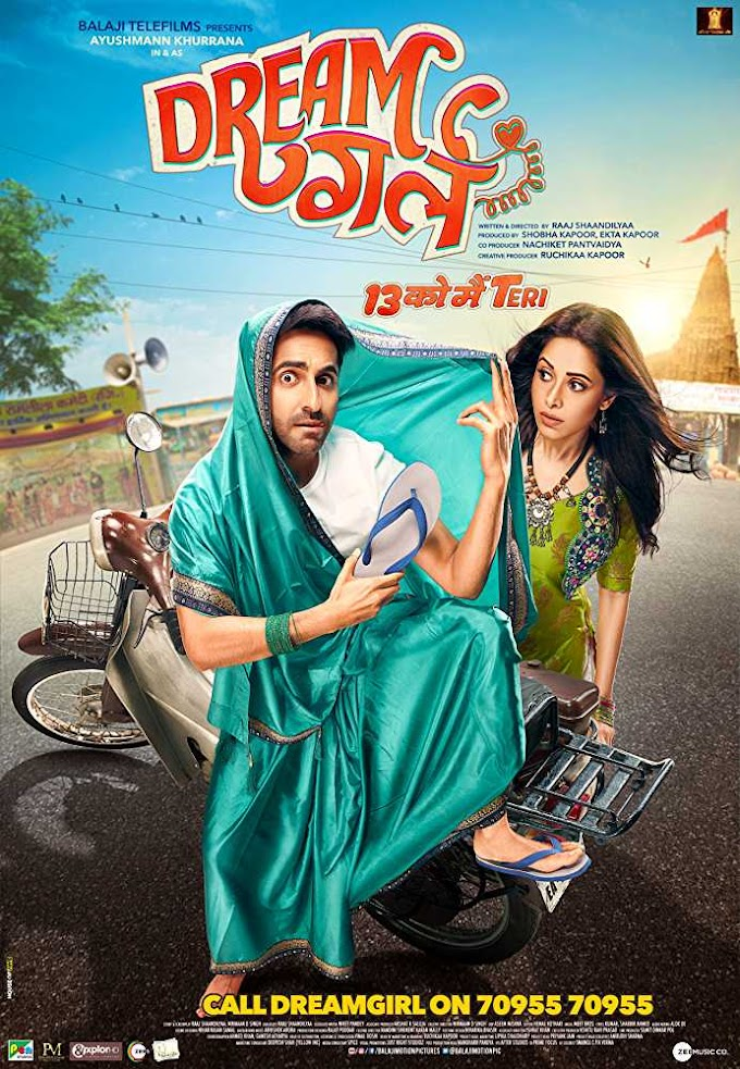 Dream Girl (Hindi) Movie Ringtones and bgm for Mobile