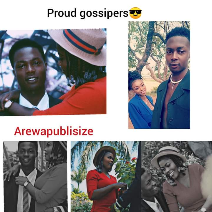 [Gossip time] Check Flair Amalii's Ex girlfriend and his current girlfriend, he upgraded or he is not serious #Arewapublisize