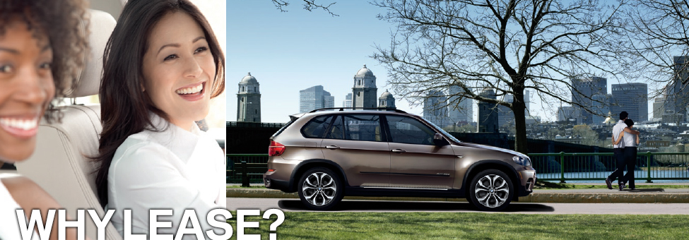 Why should I lease a BMW? - BMW Markham