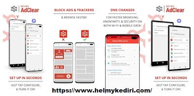 Aplikasi AdClear Content Blocker