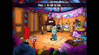 Videojuego Pajama Sam 3 - You Are What You Eat from Your Head to Your Feet