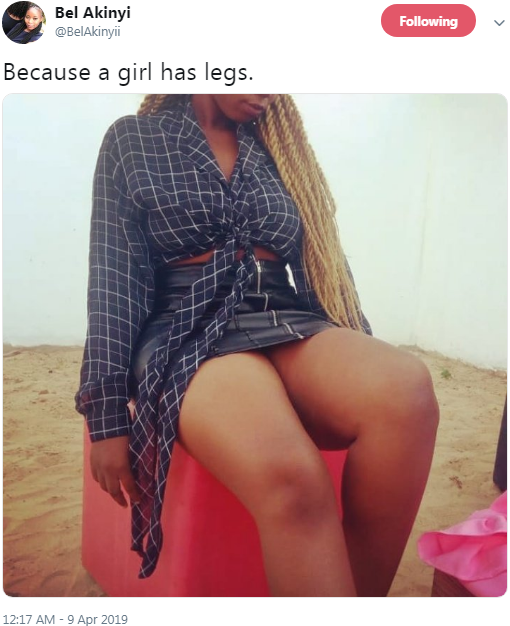 bel%2Bakinyi - Thirst Trap! SEXY BEL AKINYI parades her thunder thighs on social media and men are going nuts (LOOK)