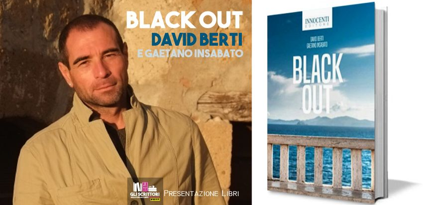 David Berti presenta: Black out - Intervista