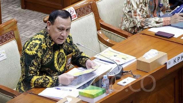 Dewas KPK Mulai Periksa Laporan Dugaan Pelanggaran Etik Firli Bahuri