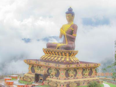 Buddha Park doibedouin ravangla