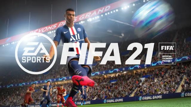 تحميل لعبة فيفا FIFA 21 كاملة مجانا للكمبيوتر مع الكراك رابط مباشر وبالتورنت