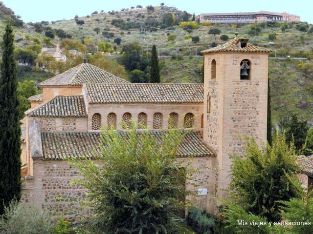 Iglesia de San Lucas, ruta islámica, Toledo