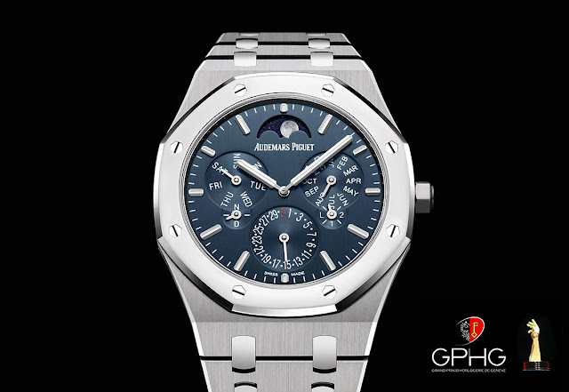 Audemars Piguet Royal Oak Selfwinding Perpetual Calendar Ultra-Thin Ref. 26586IP