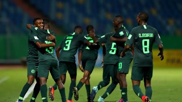 FIFA U17 World Cup: Buhari reacts from Saudi Arabia when Nigeria beat Ecuador 3-2
