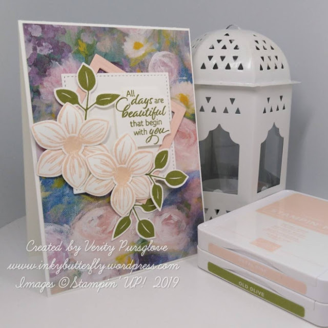 Floral Essence Stampin' Up!