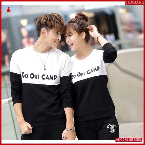 AKC279S92 Sweater Couple Go Anak 279S92 Pasangan Out BMGShop