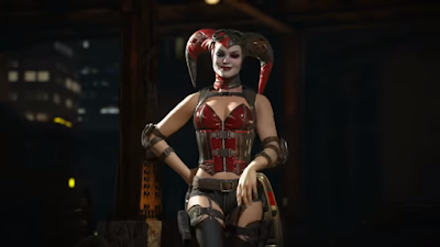 Harley Queen e Deadshot mostrati per Injustice 2