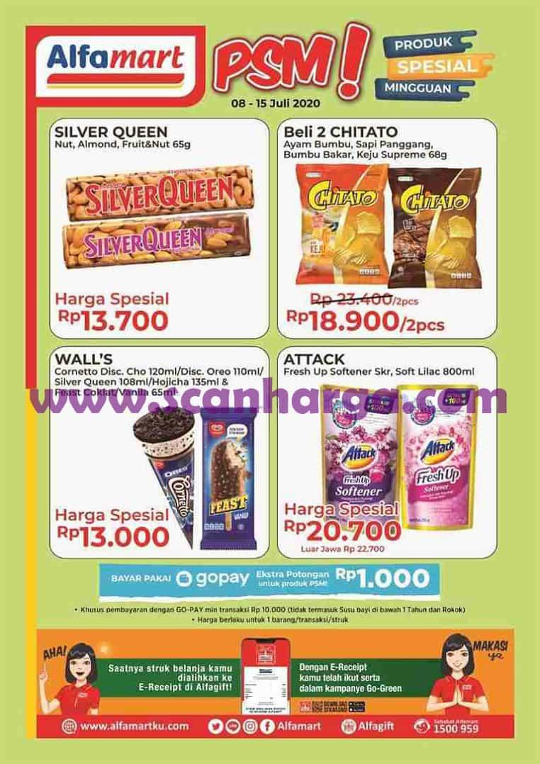 Katalog Promo PSM Alfamart Terbaru 8 - 15 Juli 2020