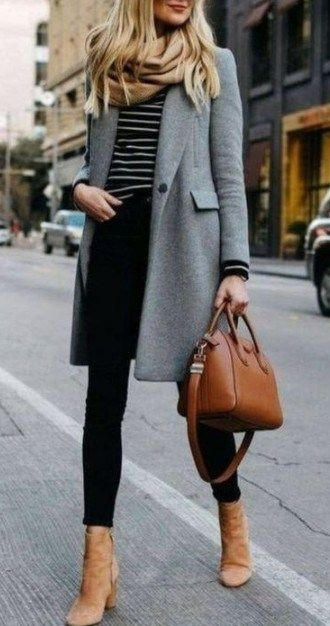 15 Casual Fall Street Style Outfits to Inspire