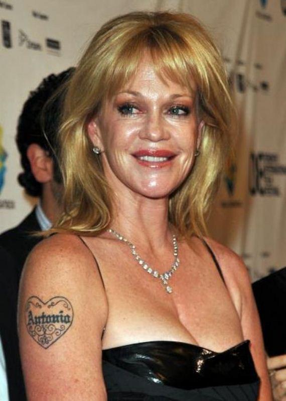 Worst Celebrity Makeup Ever: Worst Celebrity Tattoos