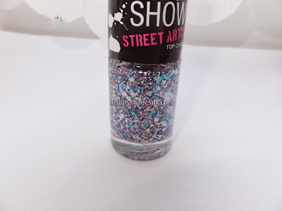 Maybelline  Color Show White Splatter