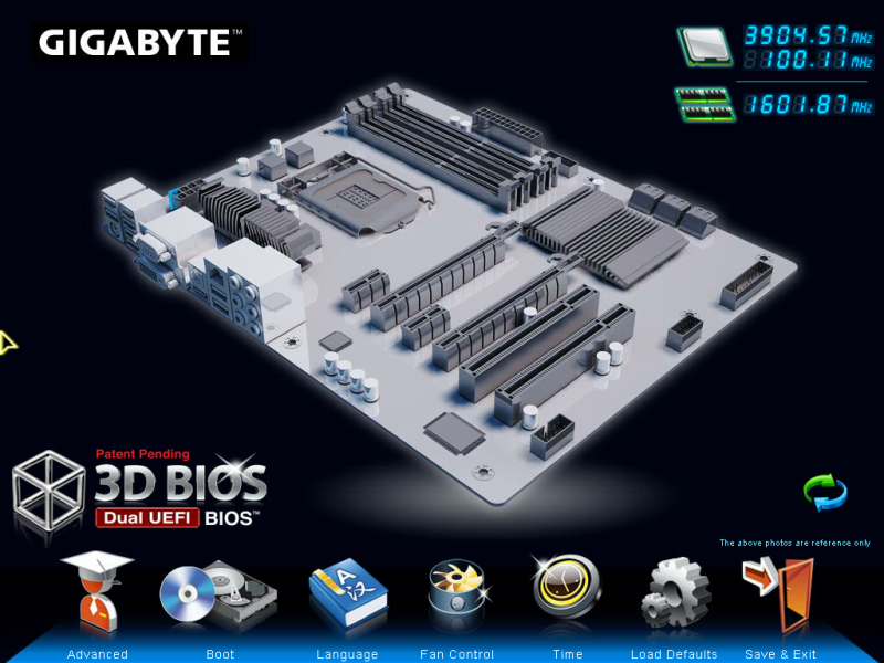 How to set up the UEFI of your Hackintosh's Gigabyte motherboard