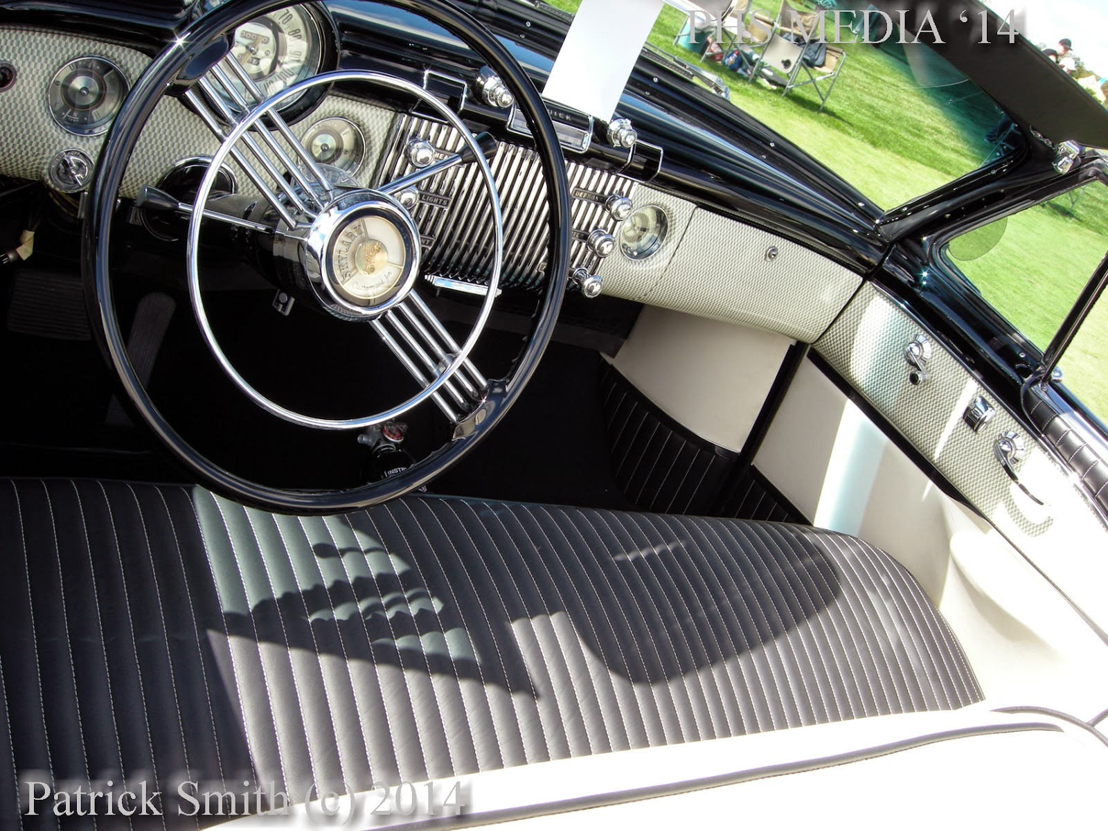 Not only was power windows, steering, brakes and seats standard issue, the  Skylark also had 12 volt wiring and the overhead V8 engine.