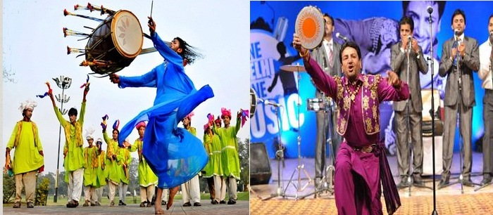 Punjab Folk Music
