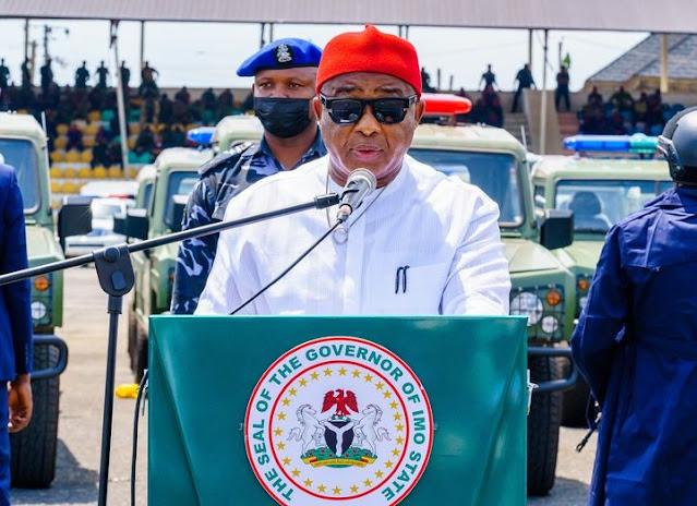 Imo State: See Why Gov Uzodinma Sacked 20 Out Of 28 Commissioners