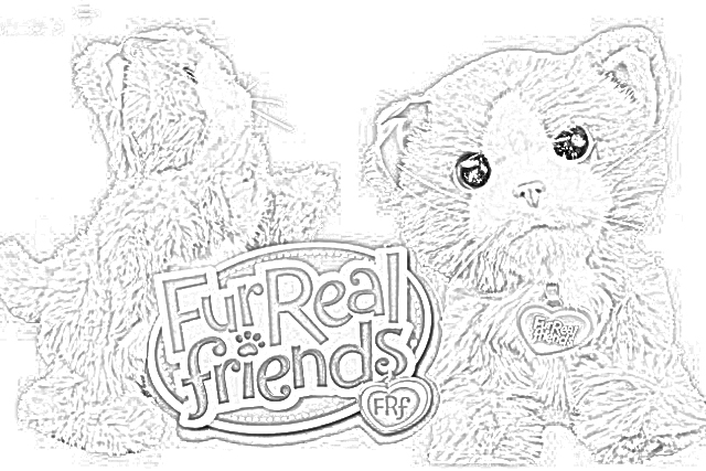 FurReal Friends coloring.filminspector.com