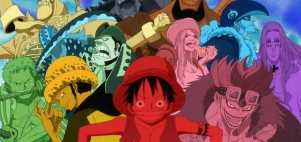 Eiichiro Oda mengungkapkan Bunga dan Hewan Mewakili setiap karakter Generasi Terburuk