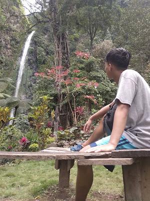 Wisata Alam Air Terjun Tancak di Kota Jember