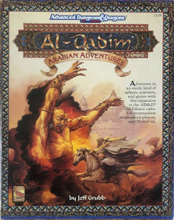 Al-Qadim Arabian Adventures