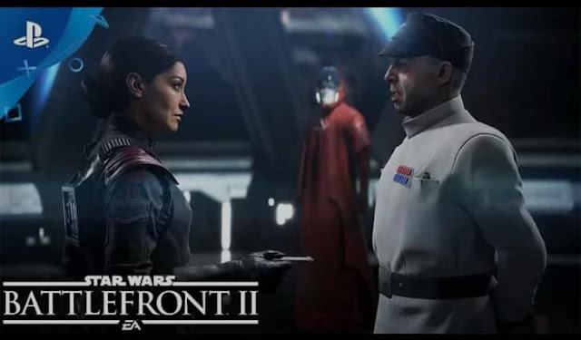 New trailer for Star Wars Battlefront 2 is out