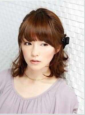 15 Gambar Model Rambut Sebahu Wanita Korea Untuk Tampil ...